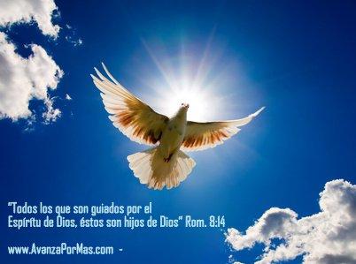 postales cristianas espiritu santo