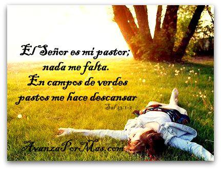 """IMAGEN) """"El Señor es mi Pastor Nada me Faltará..."""" -> Imágenes ..."""