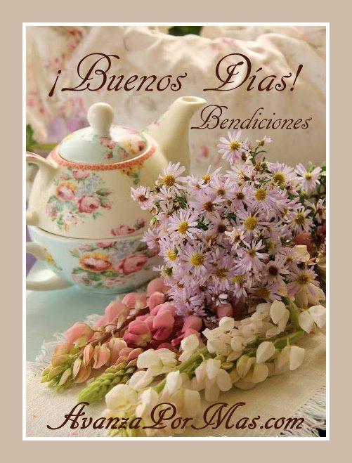 Imagen Buenos Días Y Bendiciones Imágenes Cristianas