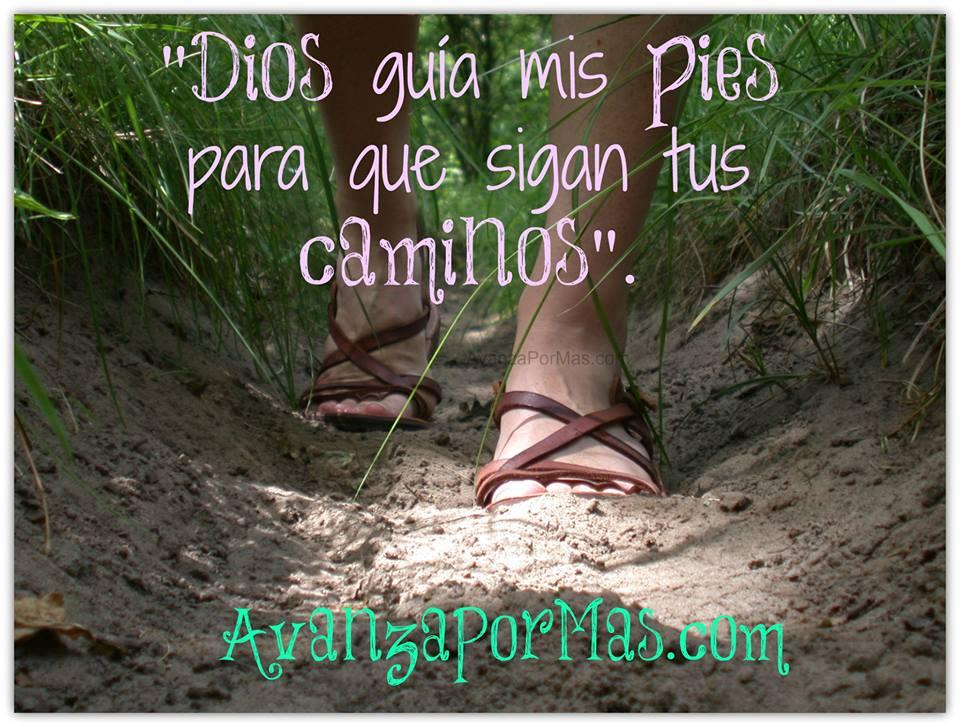Postal dios gua mis pies para que sigan tus caminos postal dios gua mis pies para que sigan tus caminos imgenes cristianas thecheapjerseys Image collections